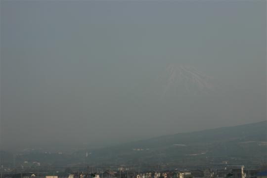 Japonija. Fudži kalnas