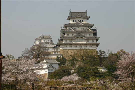Japonija. Himeji pilis