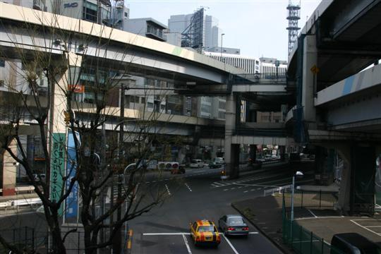Japonija.Tokijas.Ropongi rajonas
