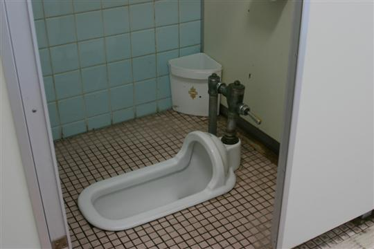 Japonija. Tai kas vadinama japoniško stiliaus tualetais
