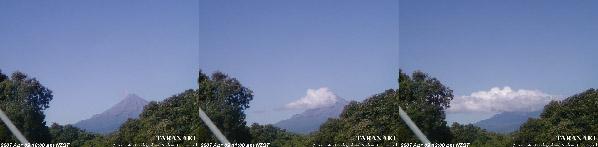 Naujoji Zelandija. Taranaki ugnikalnis