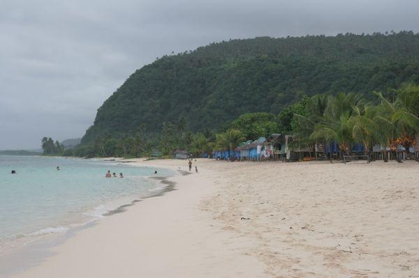Samoa, Upolu Island, Lalomanu beach / Samoja, Upolu Sala,  Lalomanu beach