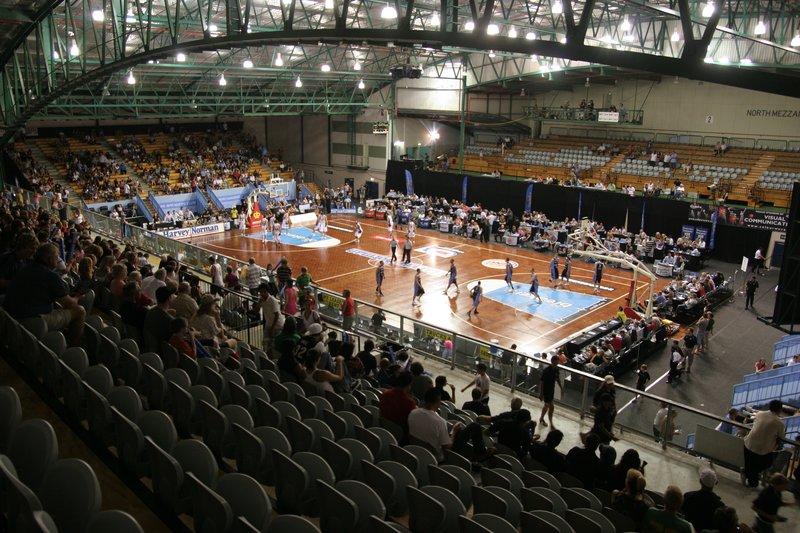 NZ krepšinis