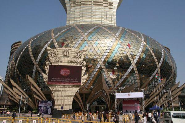 Grand Lisboa kazino Makao